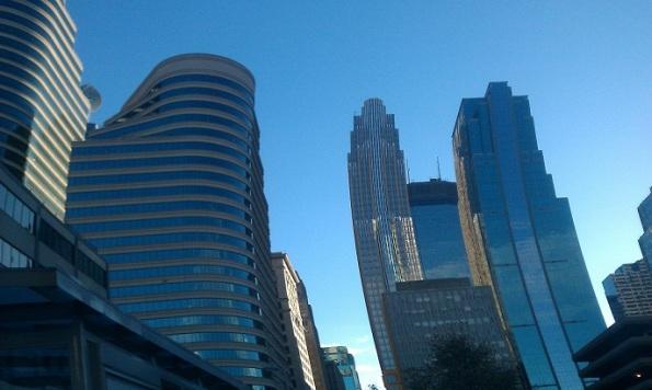 Bent City