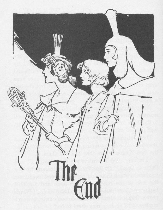 Glinda of Oz The End